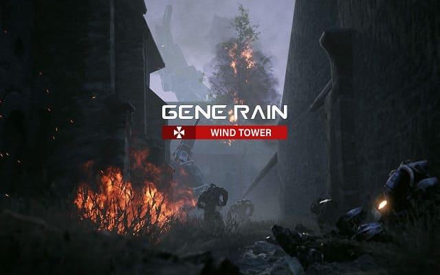تحميل لعبة Gene Rain Wind Tower مجانا للكمبيوتر