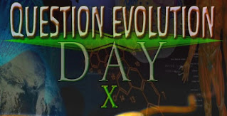 Tenth annual Question Evolution Day