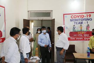 कोरोना वायरस संक्रमण से बचाव के लिए मास्क अवश्य लगायें एवं दूसरों को भी प्रेरित करें-आयुक्त वाणिज्यिकर श्री सिंह