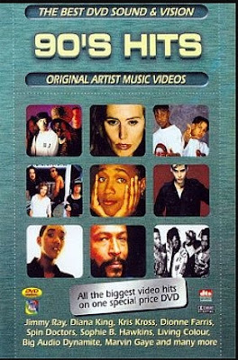 90's Hits (The Best DVD Sound & Visión) 2002 DVD R1 NTSC VO