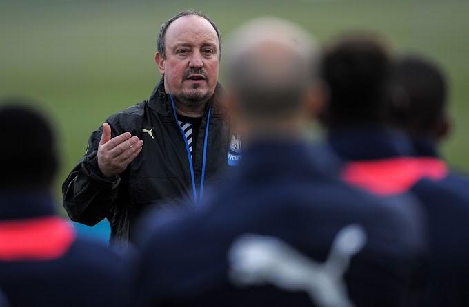 Sayonara McClaren... Selamat datang Benitez.
