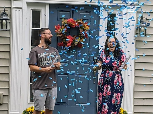 Race Cars or Ruffles? Our Gender Reveal Details!