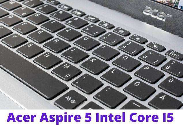 Aspire 5 features