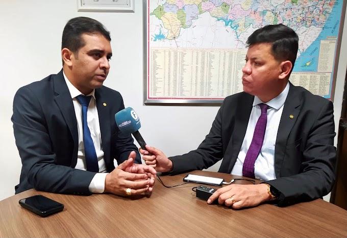 Entre Raquel Lyra e Anderson Ferreira: Fernando Rodolfo revela que o resultado de pesquisas definirá o apoio aos nomes na disputa para o Governo e Senado em Pernambuco