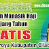 Desain Banner Bimbingan Manasik Haji Sepanjang Tahun KUA cdr