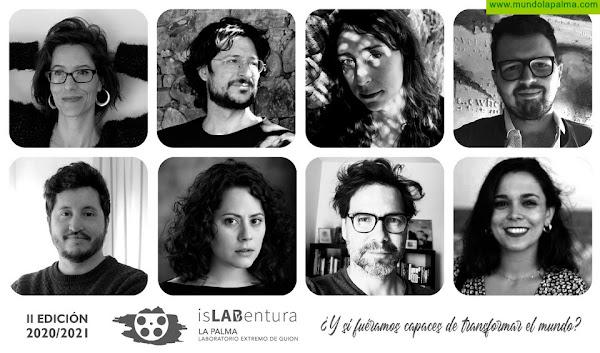 El laboratorio extremo de guion isLABentura, de la empresa pública Sodepal, selecciona a los ocho finalistas de su segunda edición