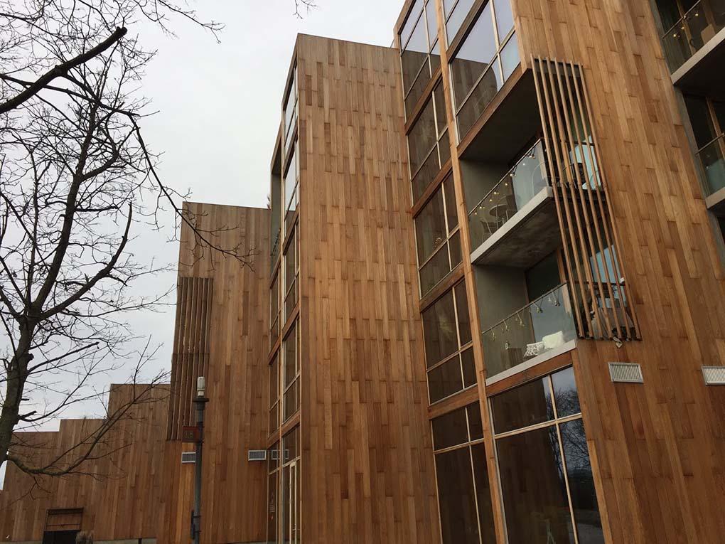 Architettura moderna a Stoccolma studio BIG