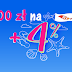 200 zł na fly.pl do Lokaty Happy 4% w Idea Bank