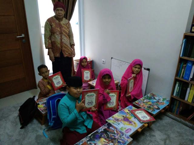 Rumah Qur'an BNQ Bintaro
