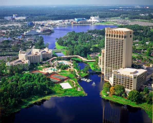 Buena Vista Palace Hotel & Spa in Orlando Florida