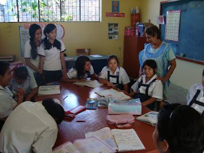 Propuesta de inclusión educativa Perú