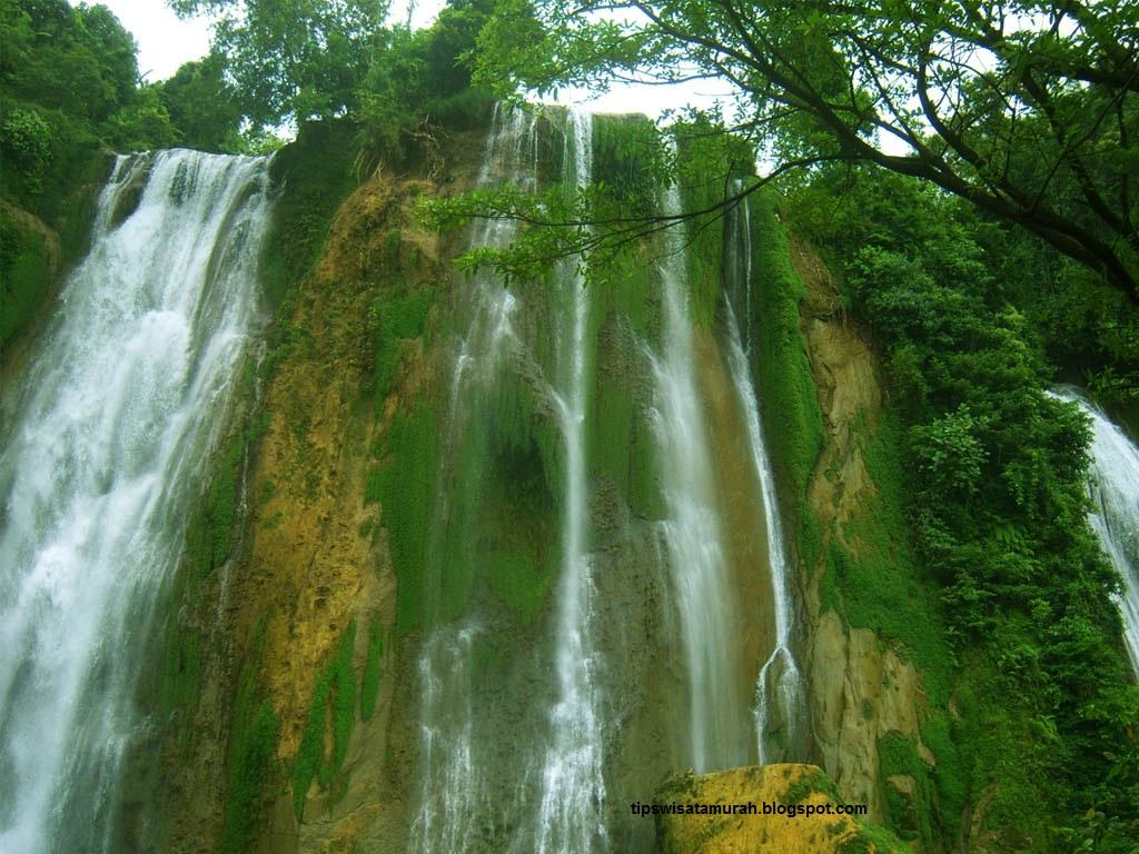 Air Terjun Grojogan Sewu Pemandangan Alam Favorit Saat Liburan