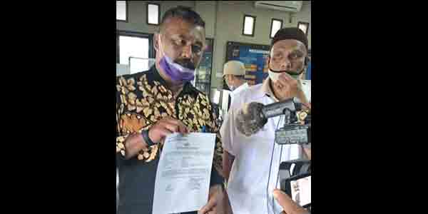 Kesal Dituding Ngamuk Gegara Tak Dapat Jatah Duit Hibah, Ketua FORBA Lapor Akun Facebook Syakya Meirizal