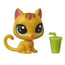 Littlest Pet Shop Keep Me Pack Tiny Pet Carrier Cat Shorthair (#No#) Pet