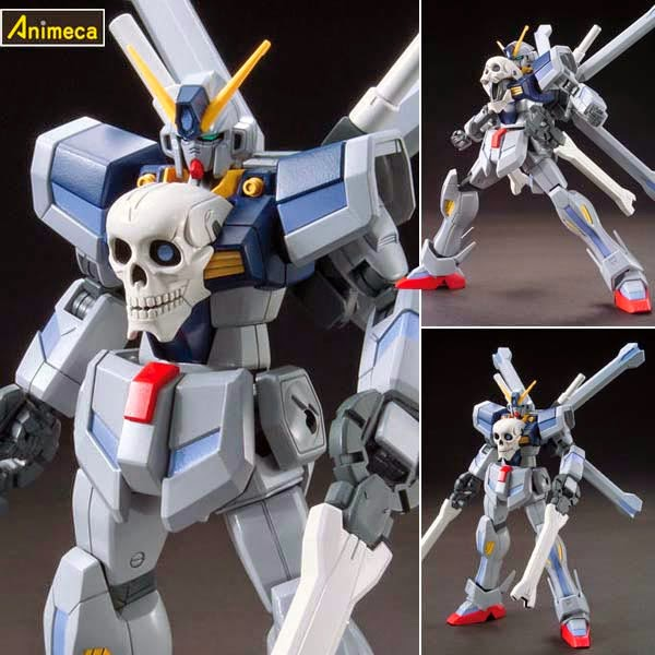 CROSSBONE GUNDAM Maoh HGBF 1/144 MODEL KIT GUNDAM BUILD FIGHTERS
