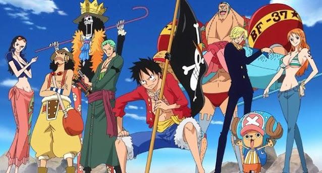 Read One Pice Manga: Manga review: One Item 1.010