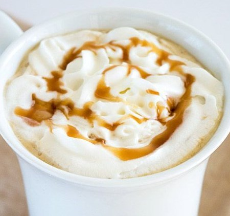 Better Than Starbucks Caramel Macchiato #drinks #copycat