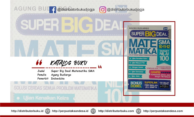 Super Big Deal Matematika SMA