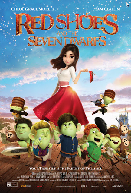 Red Shoes and the Seven Dwarfs (2019) - Princes who have been turned into Dwarfs seek the red shoes of a lady in order to break the spell, although it will not be easy. A parody with a twist.