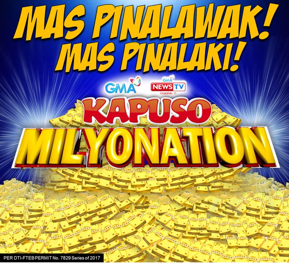 Kapuso kombo panalo prizes