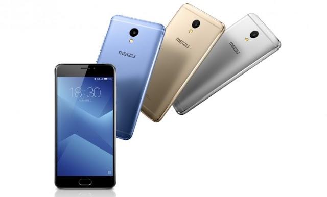 Spesifikasi dan Harga HP Android Meizu M5 Note