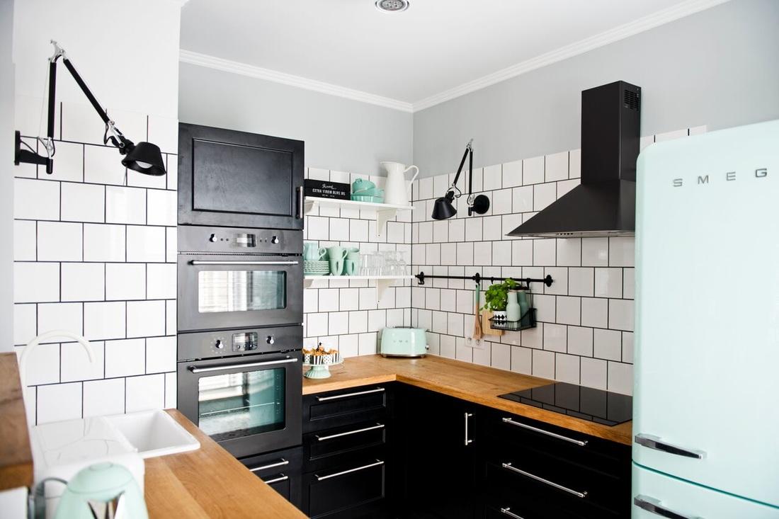 Kupiłam Dom Retro Z Nutą Mięty Mieszkanie Polskiego