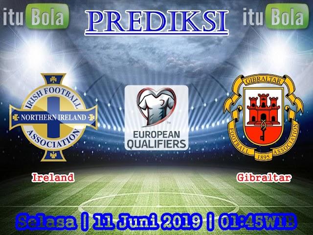 Prediksi Ireland vs Gibraltar - ituBola