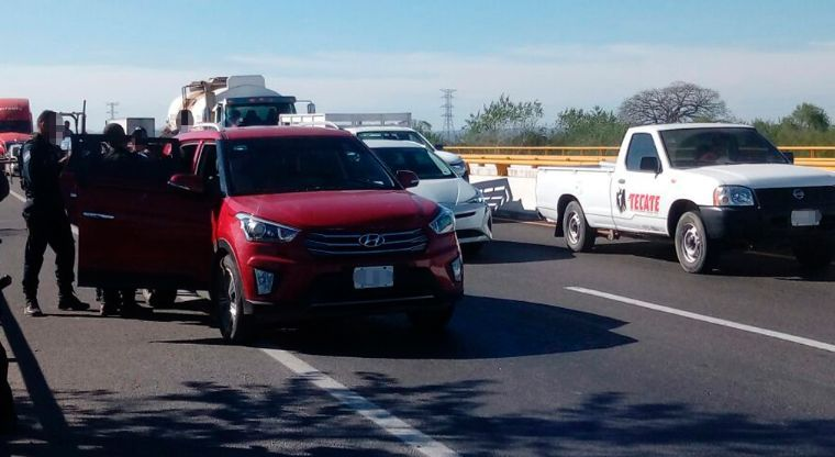 Sinaloa, 'Caen' seis Sicarios tras persecución
