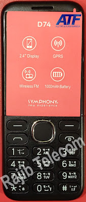 Symphony D74 Flash File