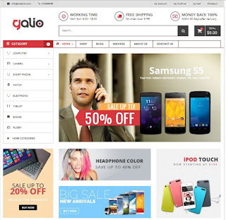 VG Galio - Mega Shop Responsive WooCommerce Theme
