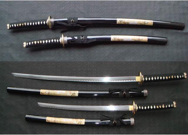 Inilah 7 Jenis Pedang yang Sering Digunakan Oleh Para Ksatria di Jepang