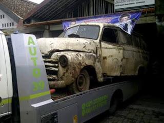 Dijual Bahan Mobil Tua Chevrolet LELE 1950 - BANDUNG