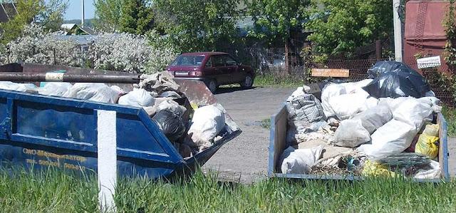 Договора на вывоз мусора есть только у трети СНТ Сергиев Посад