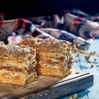 Торт НАПОЛЕОН. Советы и рецепты