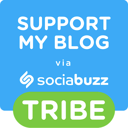 Support via SociaBuzz Tribe