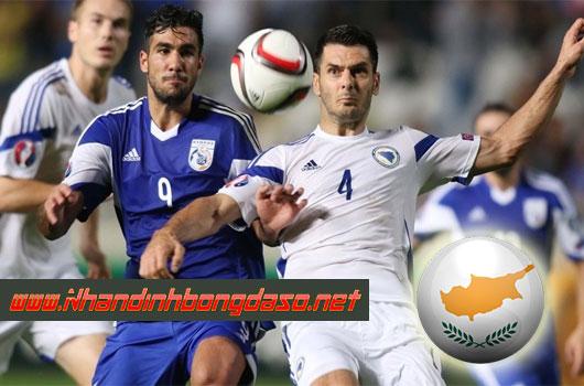 Kazakhstan vs Síp 21h00 ngày 10/10 www.nhandinhbongdaso.net