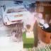 පාරිභෝගිකයාගේ වාහනය Keells Super ඇතුළට රිවර්ස් කරලා CCTV