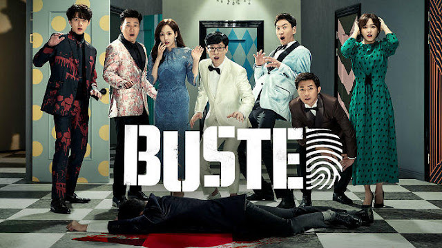 Download Drama Korea Busted! Season 1 Batch Subtitle Indonesia