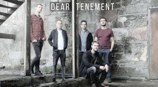 "Glasgow, Scotland's Dear Tenement soar on the intimate and anthemic ""Whole"""