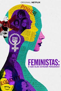 Feministas: O Que Elas Estavam Pensando? - HDRip Dual Áudio