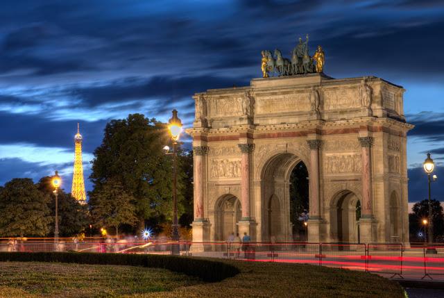 Monumentos de Paris - Passeios