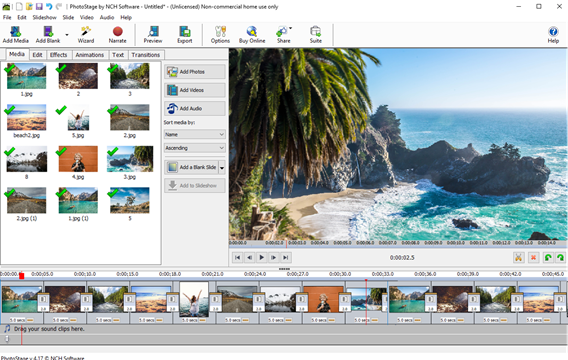 PhotoStage Slideshow Producer v7.11