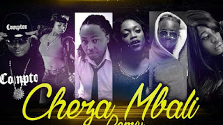 CHEZA MBALI (Remix).