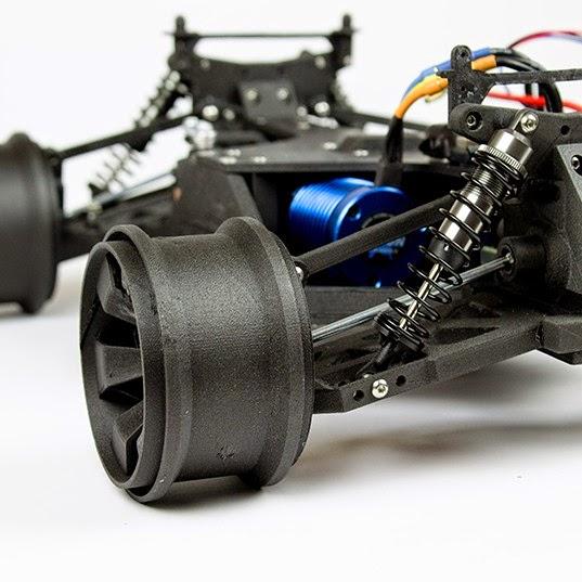 DIY 3D Printing: ColorFabb XT-CF20 Carbon Fiber 3d