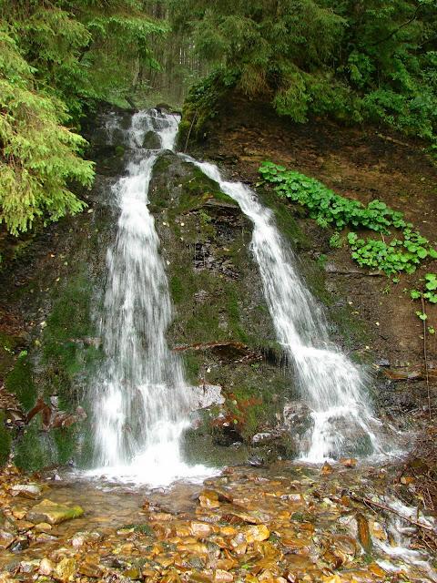 Водопад Салатручиль