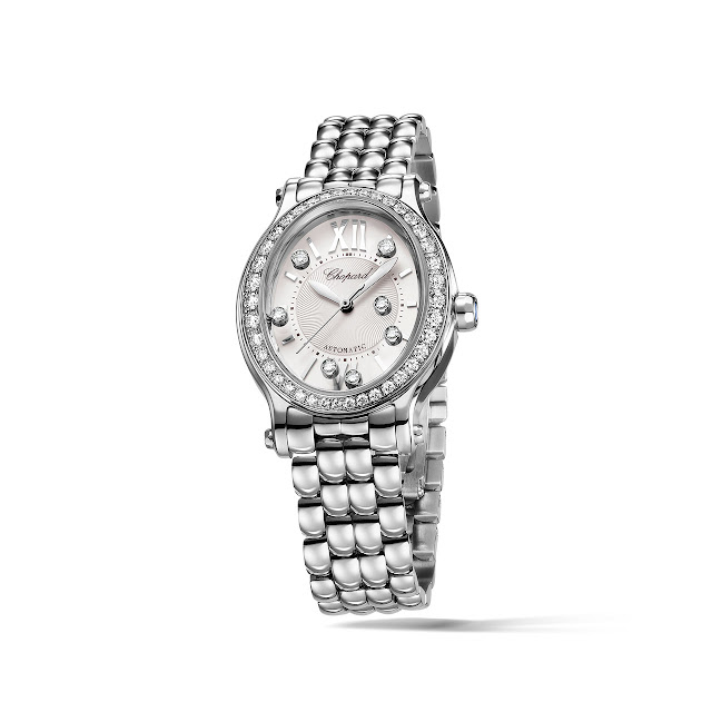 Chopard Happy Sport Oval Automatic Watch
