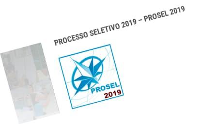 Processo Seletivo 2019 - PROSEL 2019 UEPA