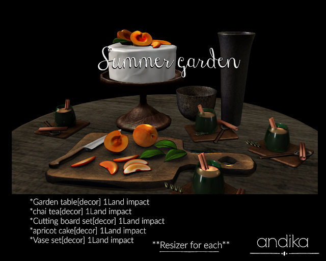 andika[Summer garden]・・・