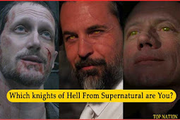 Which Knights of Hell From Supernatural are You? (Quiz)