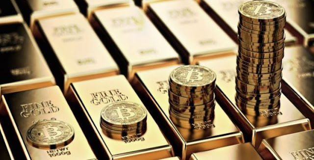 Pilih Investasi Cerdas: Emas Dan Bitcoin Sebagai Aset Safe Haven